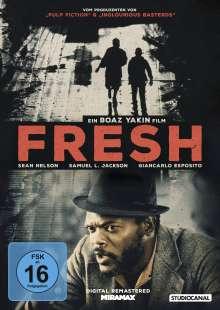 Fresh, DVD
