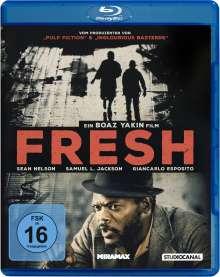 Fresh (Blu-ray), Blu-ray Disc