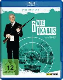 I wie Ikarus (Blu-ray), Blu-ray Disc