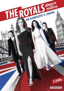 The Royals Staffel 3, 3 DVDs