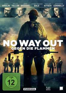 No Way Out (2017), DVD
