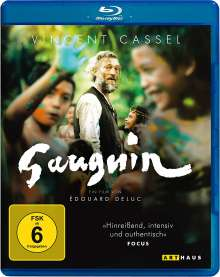 Gauguin (Blu-ray), Blu-ray Disc