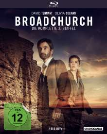 Broadchurch Staffel 3 (Blu-ray), 2 Blu-ray Discs
