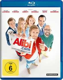 Alibi.com (Blu-ray), Blu-ray Disc