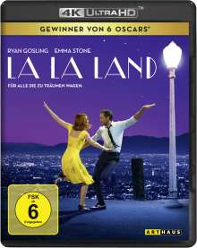 La La Land (Ultra HD Blu-ray & Blu-ray), 1 Ultra HD Blu-ray und 1 Blu-ray Disc