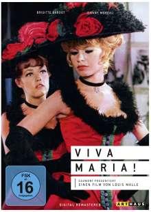 Viva Maria!, DVD