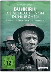 Dunkirk: Die Schlacht von Dünkirchen, DVD