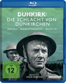 Dunkirk: Die Schlacht von Dünkirchen (Blu-ray), Blu-ray Disc