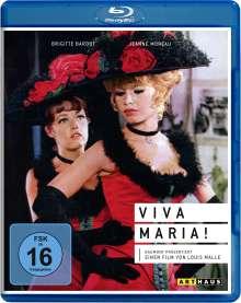 Viva Maria! (Blu-ray), Blu-ray Disc