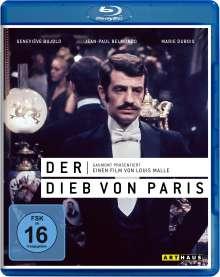 Der Dieb von Paris (Blu-ray), Blu-ray Disc