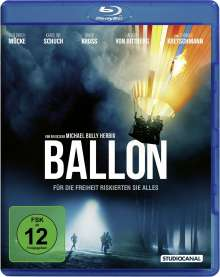Ballon (Blu-ray), Blu-ray Disc
