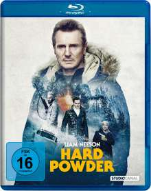 Hard Powder (Blu-ray), Blu-ray Disc