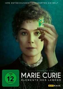 Marie Curie - Elemente des Lebens, DVD