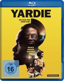 Yardie (Blu-ray), Blu-ray Disc