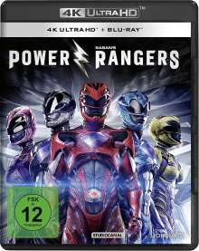 Power Rangers (2017) (Ultra HD Blu-ray & Blu-ray), 1 Ultra HD Blu-ray und 1 Blu-ray Disc