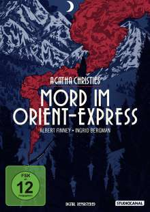 Mord im Orient Express (1974), DVD