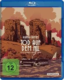 Tod auf dem Nil (Blu-ray), Blu-ray Disc
