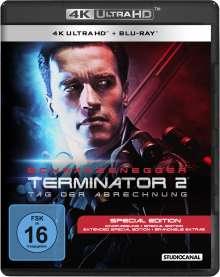 Terminator 2: Tag der Abrechnung (Ultra HD Blu-ray & Blu-ray), 1 Ultra HD Blu-ray und 1 Blu-ray Disc