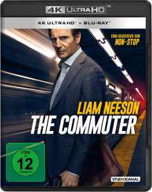 The Commuter (Ultra HD Blu-ray & Blu-ray), 1 Ultra HD Blu-ray und 1 Blu-ray Disc