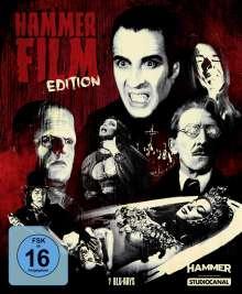 Hammer Film Edition (Blu-ray), 7 Blu-ray Discs