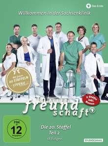 In aller Freundschaft Staffel 20 Box 2, 5 DVDs