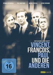 Vincent, Francois, Paul und die anderen, DVD