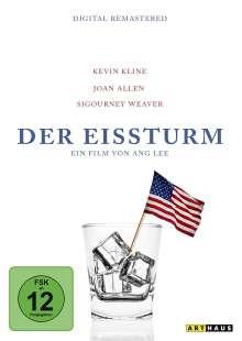 Der Eissturm, DVD
