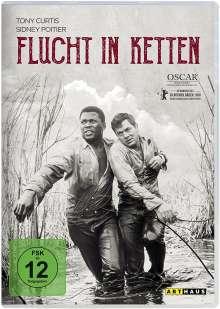 Flucht in Ketten, DVD