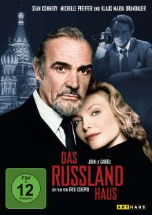 Das Russland-Haus, DVD