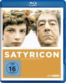Fellinis Satyricon (Blu-ray), Blu-ray Disc