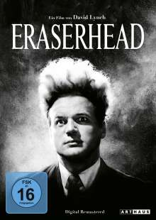 Eraserhead (OmU), DVD