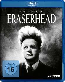 Eraserhead (OmU) (Blu-ray), Blu-ray Disc
