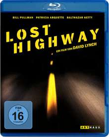 Lost Highway (Blu-ray), Blu-ray Disc