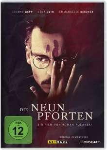 Die neun Pforten, DVD