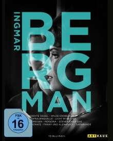 Ingmar Bergman - 100th Anniversary Edition (Blu-ray), 10 Blu-ray Discs