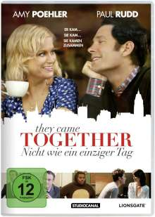 They Came Together, DVD