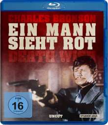 Ein Mann sieht rot (Blu-ray), Blu-ray Disc