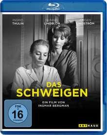 Das Schweigen (Blu-ray), Blu-ray Disc