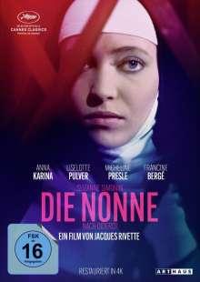 Die Nonne (1966) (Special Edition), DVD