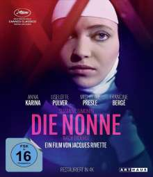Die Nonne (1966) (Special Edition) (Blu-ray), Blu-ray Disc
