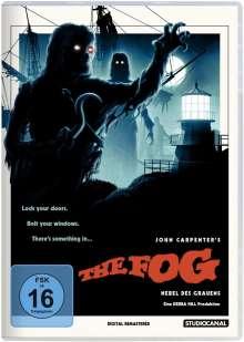 The Fog - Nebel des Grauens, DVD