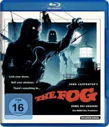 The Fog - Nebel des Grauens (Blu-ray), 2 Blu-ray Discs