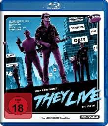 Sie leben (Blu-ray), 2 Blu-ray Discs