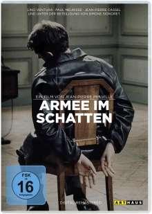 Armee im Schatten, DVD