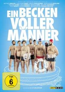 Ein Becken voller Männer, DVD