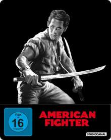 American Fighter (Blu-ray im Steelbook), Blu-ray Disc