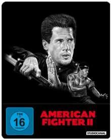 American Fighter 2 - Der Auftrag (Blu-ray im Steelbook), Blu-ray Disc