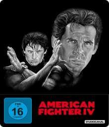 American Fighter 4 - Die Vernichtung (Blu-ray im Steelbook), Blu-ray Disc