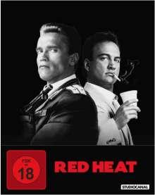 Red Heat (Blu-ray im Steelbook), Blu-ray Disc
