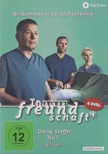In aller Freundschaft Staffel 19 Box 1, DVD